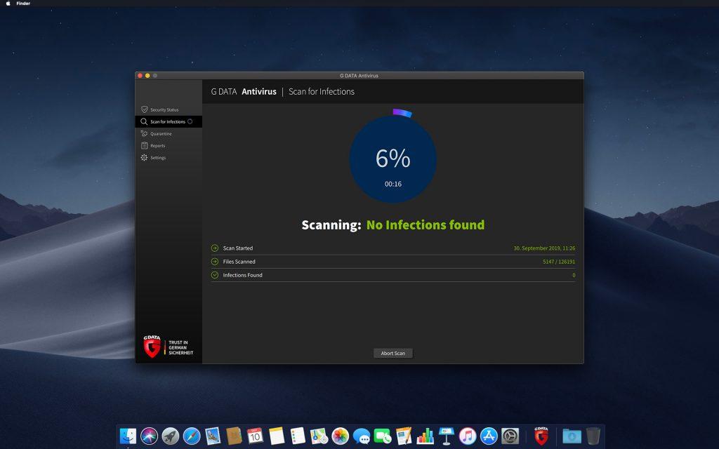 G_DATA_Antivirus_Mac_Screenshot_Virus_scan