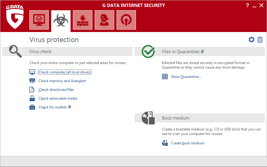 G_DATA_Screenshot_Internet_Security_Virus_Protection